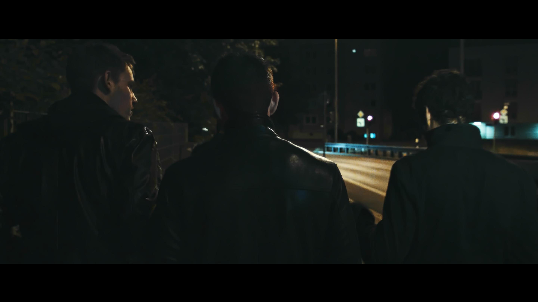 "Szene aus Kurzfilmproduktion ""Opfer"""